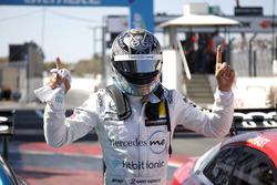 Pole position Gary Paffett, Mercedes-AMG Team HWA