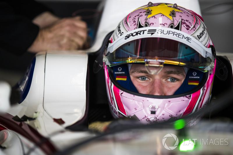 Maximilian Gunther, Dragon Racing