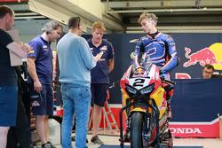 Leon Camier, Honda World Superbike Team