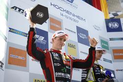 Tweede in het kampioenschap Joel Eriksson, Motopark Dallara F317 - Volkswagen