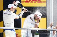 Podium: Marco Wittmann, BMW Team RMG, Gary Paffett Mercedes-AMG Team HWA