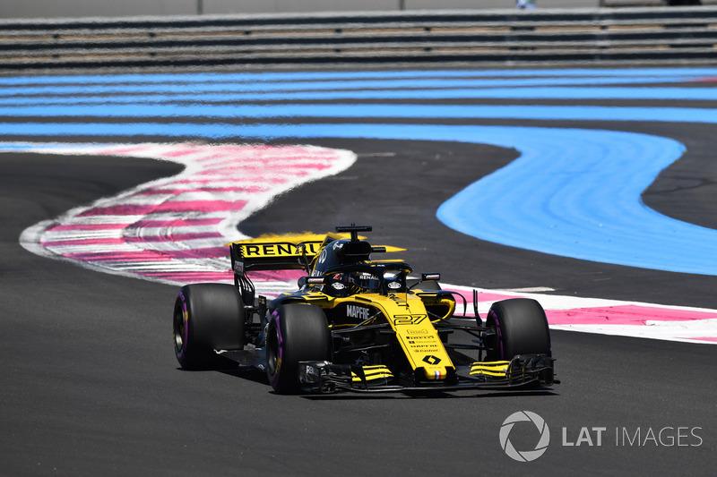 12: Nico Hulkenberg, Renault Sport F1 Team R.S. 18, 1'32.115