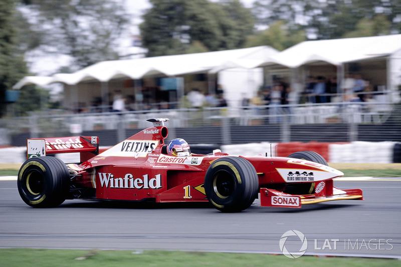 Jacques Villeneuve, Williams FW20