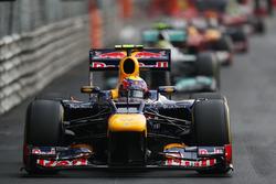 Mark Webber, Red Bull Racing RB8
