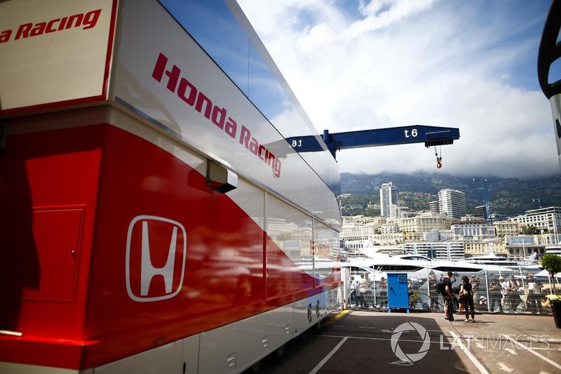 Hospitalité Honda