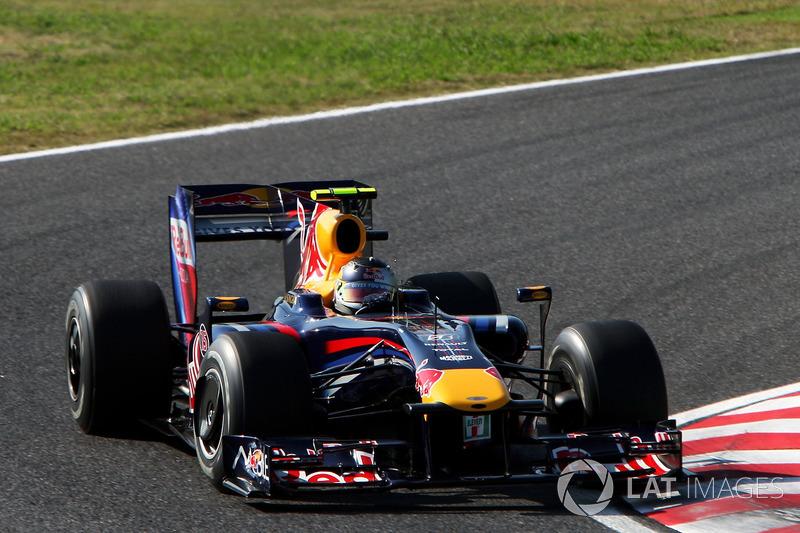2009: Себастьян Феттель, Red Bull-Renault RB5