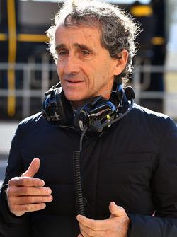 Alain Prost, Renault Sport F1 Team Özel Danışmanı
