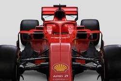 Ferrari SF71H halo detay