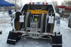Mitsubishi Костянтина Полійчука та Юрія Кондратьєва - до зимової перегонах готові!