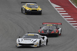 TR3 Racing Ferrari 488 GT3: Wei Lu, Jeff Segal