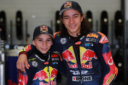 Deniz Öncü e Can Öncü, Red Bull KTM Ajo