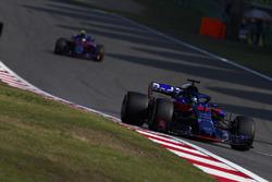 Брендон Хартлі, П'єр Гаслі, Scuderia Toro Rosso STR13