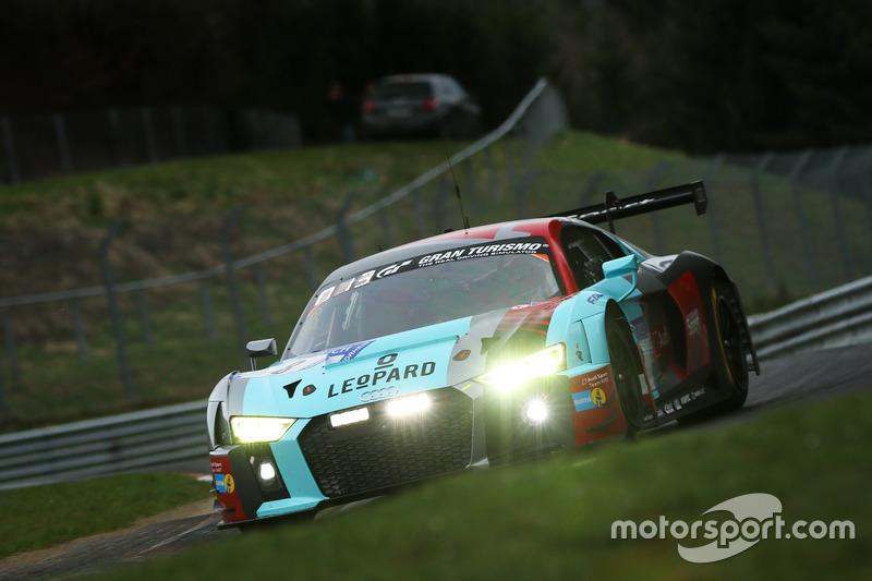 #8 WRT -Robin Frijns (Audi R8 LMS)