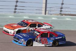 Ty Majeski, Ford EcoBoost Ford Mustang Daniel Hemric, Richard Childress Racing Chevrolet