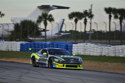 #05 TA2 Ford Mustang, Steven Lustig of The Autosport Group