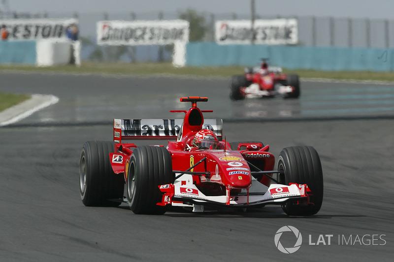 2004 Hungarian Grand Prix