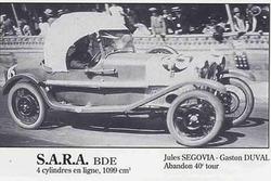 S.A.R.A. BDE #45: Gaston Duval y Jules de Segovia
