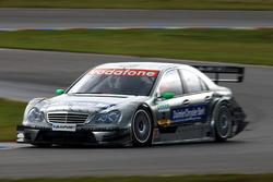 Гэри Паффет, AMG-Mercedes C-Klasse
