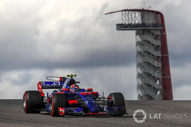 10e : Daniil Kvyat (Toro Rosso)
