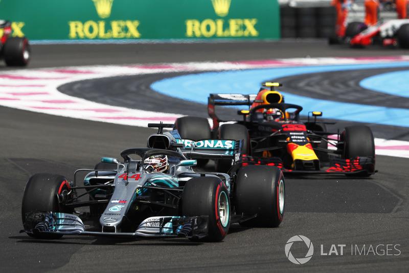 1. Льюіс Хемілтон, Mercedes AMG F1 W09 — 145