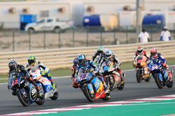 Francesco Bagnaia, Sky Racing Team VR46, Lorenzo Baldassarri, Pons HP 40, Alex Marquez, Marc VDS