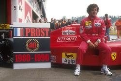 40 Formel-1-Siege für Alain Prost