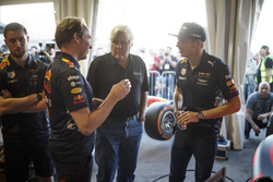 Max Verstappen, Red Bull Racing con Jay Leno