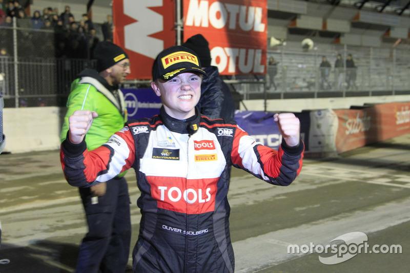 Олівер Сольберг, Ford Fiesta WRC