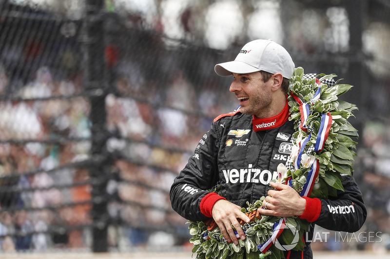 Indy 500: Will Power, Team Penske Chevrolet