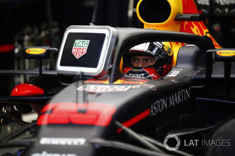 RED BULL: Verstappen 1 x 0 Ricciardo