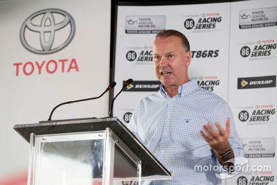 Präsentation: Toyota Racing Trophy