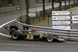 Емерсон Фіттіпальді, Lotus 72D