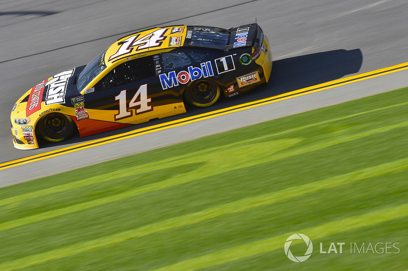 10. Clint Bowyer, Stewart-Haas Racing, Ford