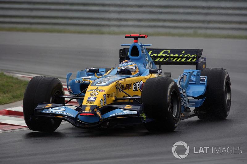 2006 : Fernando Alonso, Renault R26