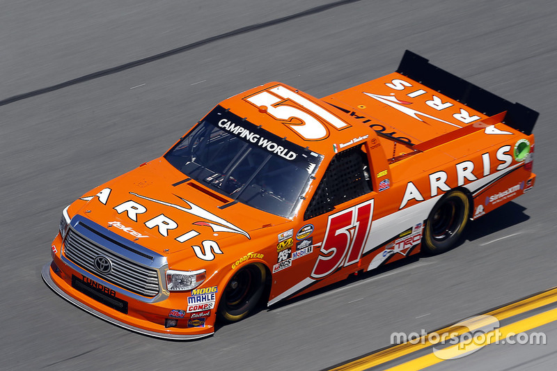 #51 Daniel Suarez (Busch-Toyota)