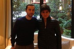 Caio Collet y Nicolas Todt