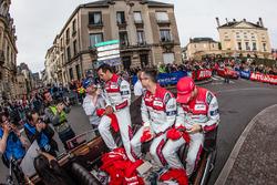 #7 Audi Sport Team Joest Audi R18: Benoit Tréluyer, Andre Lotterer, Marcel Fassler
