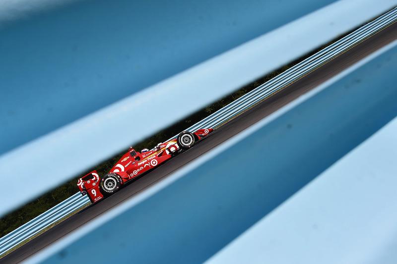 1. Скотт Діксон, Chip Ganassi Racing Chevrolet