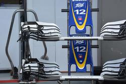 Alerón delantero del Sauber C35