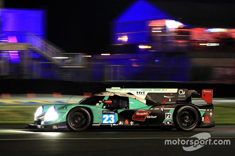 18: Ligier JS P2 Nissan команды Panis Barthez Competition (№23): Фабьен Бартез, Тимоте Буре, Поль-Луп Шатен