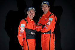 Danilo Fappani, Simone Campedelli, Orange1 Racing