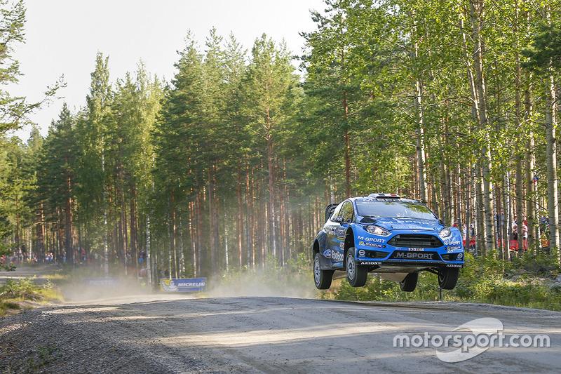 Eric Camilli, Ford Fiesta WRC