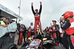Sieger Sébastien Bourdais, KV Racing Technology, Chevrolet