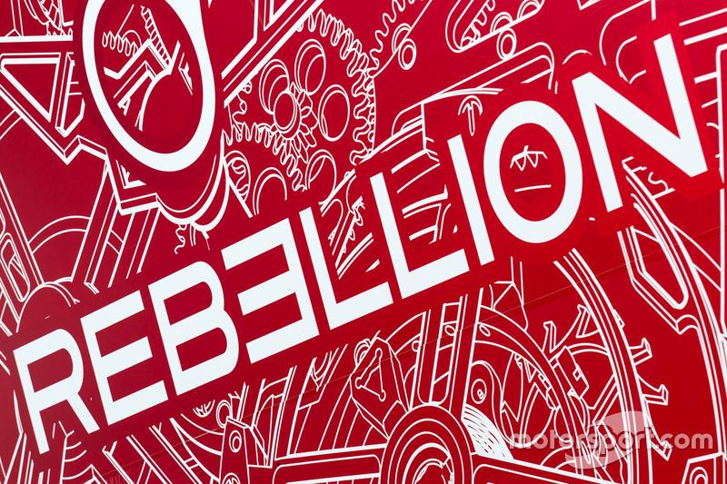 Лого Rebellion Racing