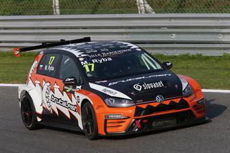 Martin Ryba, Brutal Fish Racing Team Volkswagen GTi TCR
