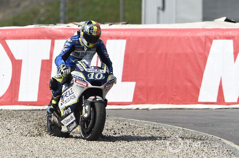 MotoGP Austria (1 insiden)