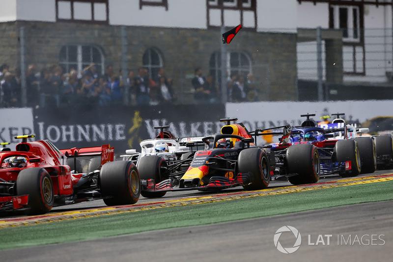 DNF. Daniel Ricciardo