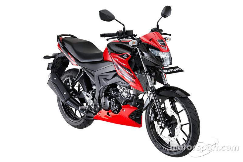 Suzuki GSX150 Bandit (Red)
