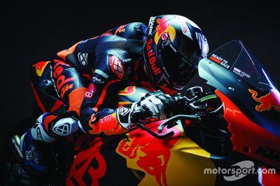 KTM Racing lancering