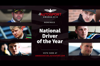 Autosport Awards 2018: National Driver of the Year